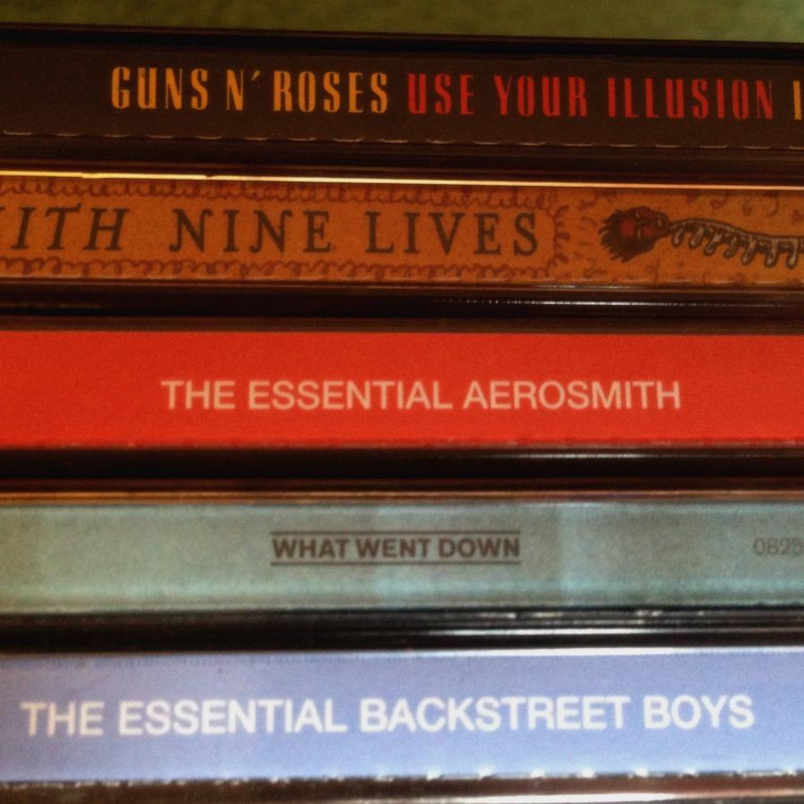 CDs lighter journal 2